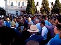 В Ингушетии прошел митинг против передачи земель Чечне:  дороги перекрыты, отключен интернет