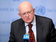 """РФ не боится новых санкций из-за """"дела Скрипалей"""", сказал постпред при ООН Небензя"""