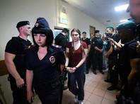 """Мосгорсуд удовлетворил жалобу защиты фигуранток дела """"Нового величия"""" - суд пересмотрит законность их ареста"""