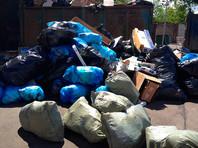 В Челябинске скопилось уже столько мусора, что введен режим ЧС: в городе коллапс