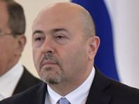Посол Израиля Гарри Корен