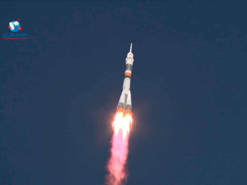 """Ракета-носитель """"Союз-ФГ"""" с пилотируемым кораблем """"Союз МС-10"""" стартовала 11 октября с первой стартовой площадки Байконура. Во время полета произошла авария носителя, после чего экипаж перешел в режим баллистического спуска, это первое за 35 лет чрезвычайное происшествие при запуске пилотируемого корабля"""