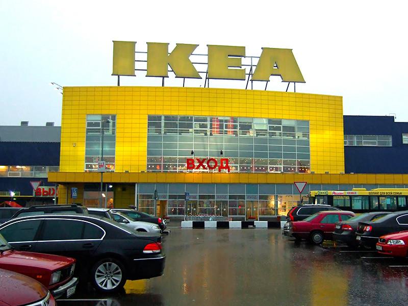 Российской IKEA пришлось извиниться и удалить спорную рекламу с собакой, которую женщины сочли сексистским намеком