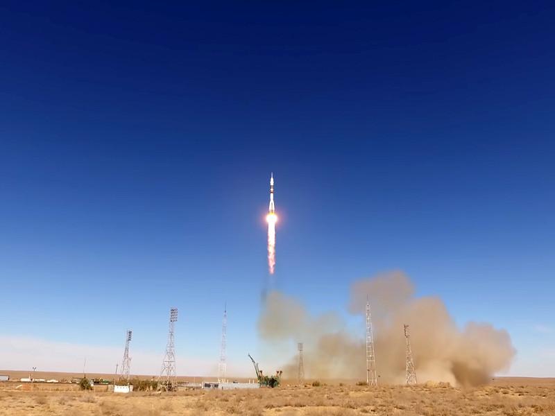 """К аварии ракеты """"Союз-ФГ"""", произошедшей 11 октября, привела нештатная работа датчика, сигнализирующего о разделении первой и второй ступеней носителя"""