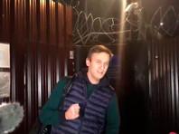 Алексей Навальный отбыл 20 суток административного ареста и вышел на свободу