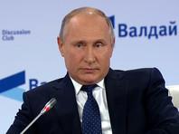 Путин: россияне попадут в рай в случае ядерной войны - в качестве мучеников