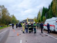 Директор компании-перевозчика задержан после ДТП с 13 погибшими в Тверской области (ВИДЕО аварии)