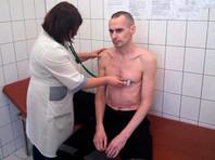 ФСИН опровергла данные о помещении Сенцова в реанимацию из-за последствий 145-дневной голодовки