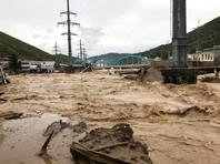 Режим ЧС из-за паводка ввели в Сочи, Апшеронском и Туапсинском районах Краснодарского края (ВИДЕО)