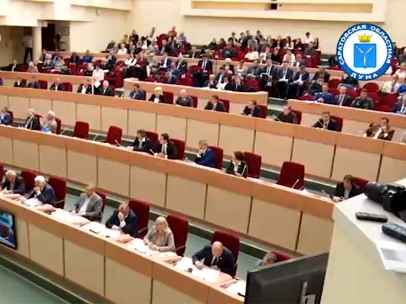 Депутаты Саратовской областной думы на заседании комитета по социальной политике в среду, 17 октября, поддержали законопроект об увеличении прожиточного минимума в 2019 году на 288 рублей