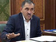 Евкуров рассказал о причинах принятия решения о границах с Чечней