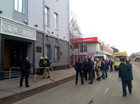 В Архангельске в здании ФСБ сработало взрывное устройство