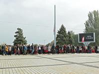В Керчи простились с жертвами нападения в колледже (ФОТО, ВИДЕО)