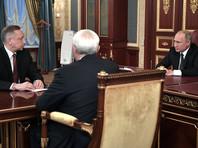 Глава государства Владимир Путин предложил полномочному представителю президента РФ в Северо-западном федеральном округе Александру Беглову стать временно исполняющим обязанности губернатора Санкт-Петербурга