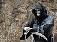 """В Кургане """"Смерть"""" устроила жителям фатальный опрос после рассуждений Путина о мучениках в раю и агрессорах, которые """"просто сдохнут"""""""