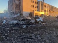 Около десяти человек, по предварительным данным, пострадали