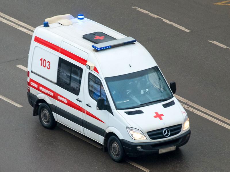 Посетительница торгового центра в Москве разбилась насмерть, вывалившись за перила с третьего этажа на другую женщину