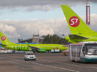 В S7 предупредили, что планы Министерства транспорта перенести в Россию серверы для бронирования и продажи билетов могут привести к полной остановке деятельности российских авиакомпаний