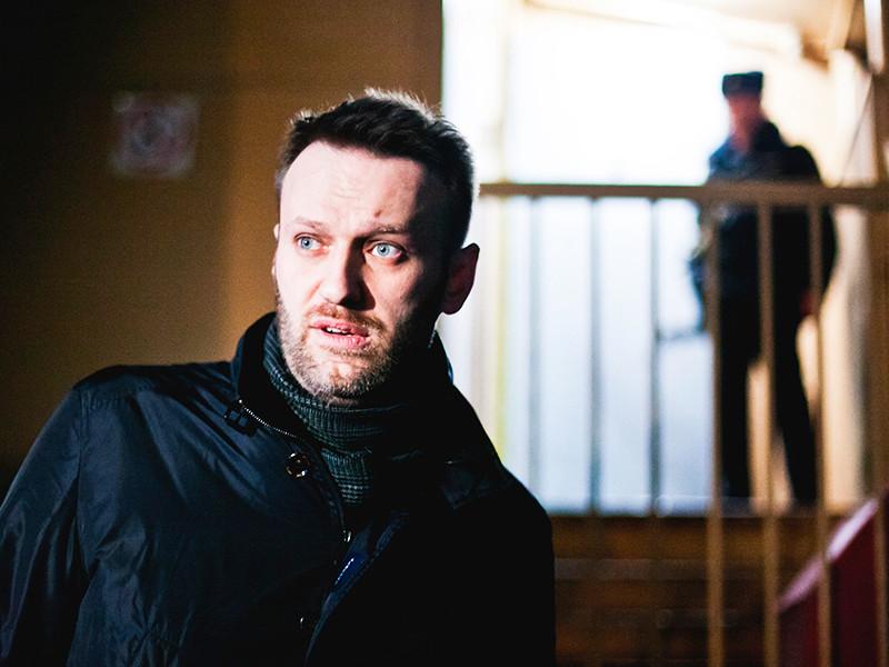 Трижды арестованный за полгода Навальный может сесть по статье, которая в последние годы не применялась и была ему не страшна