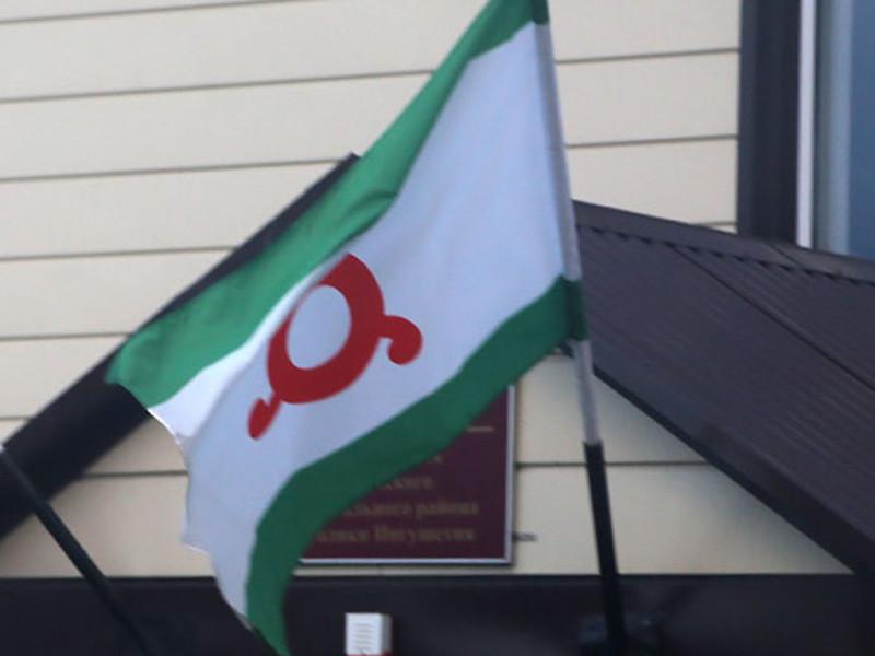 В Ингушетии продолжаются акции протеста против соглашения властей республики о новых границах с Чечней, которые не были четко установлены со времен распада Чечено-Ингушской АССР в 1991 году