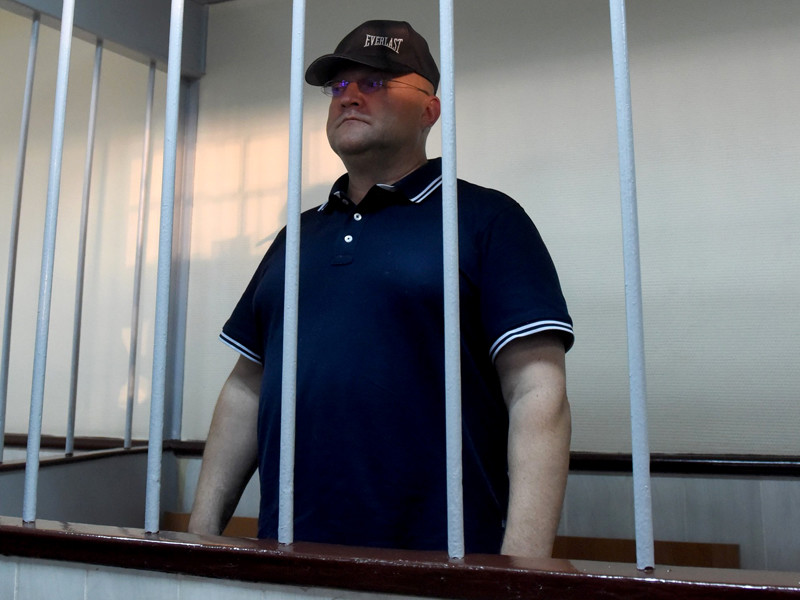 Экс-глава столичного главка СКР Дрыманов может стать фигурантом нового уголовного дела