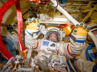 Для нынешнего экипажа резервов МКС хватит до лета 2019 года