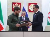 Вступило в силу соглашение о границе между Чечней и Ингушетией. Протестующие подготовили делегацию