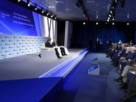 Президент РФ пояснил, что реализация такой концепции возможна благодаря системе раннего предупреждения о ракетном нападении, которая в течение несколько секунд фиксирует в глобальном масштабе старт ракет на любой территории, а также определяет траекторию полета и районы падения головных частей ядерного оружия