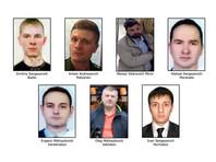 Кто они, семеро сотрудников ГРУ, которых США обвинили в кибератаках и взломах АЭС, FIFA, ОЗХО, CAS, IAAF и еще 30 организаций (ФОТО)