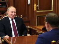Путин назначил новых глав Липецкой и Курганской областей