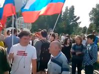 Самарского школьника оштрафовали на 10 тысяч рублей за участие в акции против пенсионной реформы