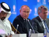По мнению российского лидера, этот скандал раздувается искусственно