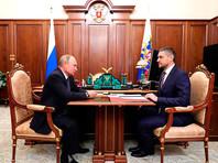 Путин спустя две недели принял отставку главы Забайкалья и назначил врио губернатора Александра Осипова из Минвостокразвития