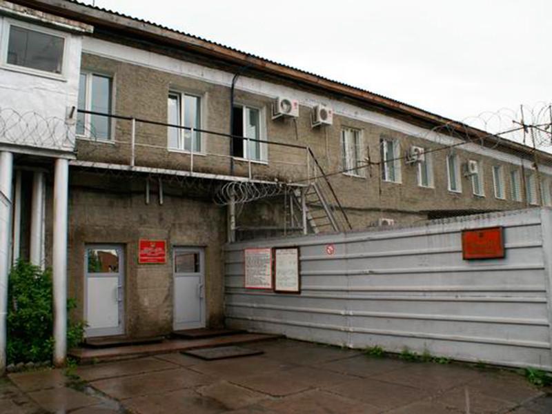Исправительная колония номер 3 (ИК-3) в Амурской области, где отбывает наказание член банды Цапков Вячеслав Цеповяз