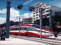 В РЖД разработали концепт первого российского высокоскоростного поезда (ВИДЕО)