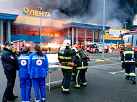 После локализации пожара ранг его сложности понизился до второго, площадь пожара сократилась до 600 квадратных метров