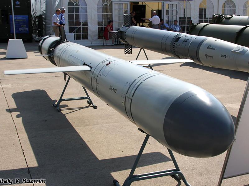 Число крылатых ракет в армии РФ выросло в 30 раз за шесть лет