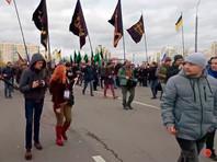 """Один из организаторов """"Русского марша"""" в Москве сообщил о своем задержании во время сбора участников"""