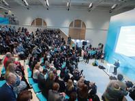Владимир Мединский на открытой лекции «Культура 2.0» в рамках VII Санкт-Петербургского международного культурного форума