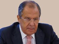 """Лавров назвал конфликт в Керченском проливе провокацией по """"прямому приказу"""" украинских властей и припугнул их серьезными последствиями"""