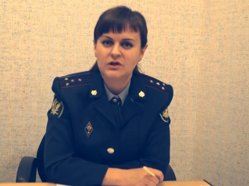 Капитан Федеральной службы исполнения наказаний Екатерина Шакурова рассказала в видеообращении об избиении начальниками и потребовала от Генпрокуратуры проверить законность своего увольнения