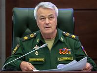 Запрет коснется как контрактников, так и срочников, пояснил замглавы Минобороны РФ Николай Панков