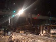В ХМАО при обрушении моста погибли два человека