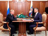 Бурятия и Забайкальский край вошли в Дальневосточный федеральный округ