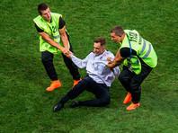 """Pussy Riot обжаловали в ЕСПЧ свой арест за акцию на финале ЧМ-2018 в """"Лужниках"""""""