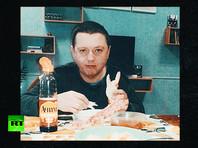 Публикация фотографии с поеданием Цеповязом деликатесов за решеткой вызвала шквал негодования