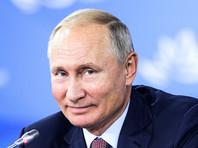 Почти две трети россиян считают, что президент РФ Владимир Путин в полной мере несет ответственность за проблемы, которые стоят перед страной