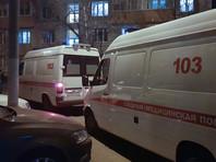 Три человека пострадали при взрыве на Нагорной улице в Москве