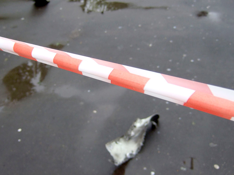 Женщина устроила самоподрыв около КПП в Грозном