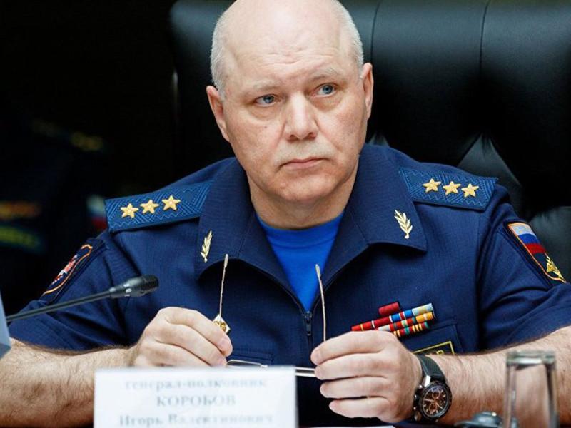 Начальник Главного управления Генштаба ВС РФ генерал-полковник Игорь Коробов умер на 63-м году жизни